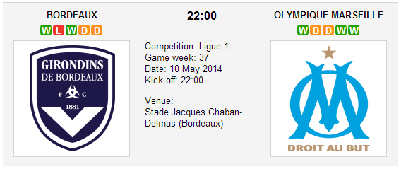 Bordeaux-marseille betting expert sports antidote live betting