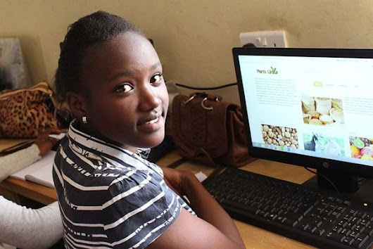 How Kenyan girls are getting on the tech job track | ONE