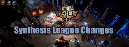MmoGah: Path of Exile: Update about Synthesis League Changes