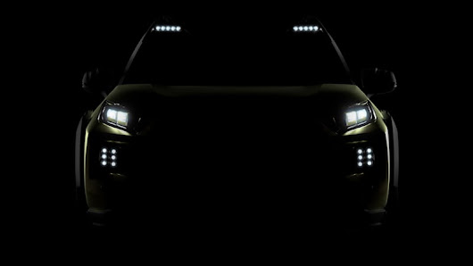 Toyota teases FT-AC off-road concept for L.A. Auto Show - Autoblog