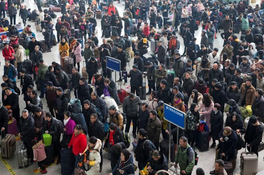 China to bar people with bad 'social credit' from planes, trains | Reuters