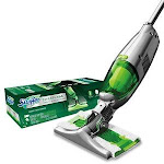 Swiffer Sweeper + Rechargeable Vac Starter Kit, 8 Dry Cloths (PGC92705KT)