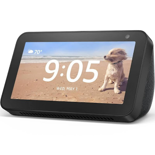 Amazon Echo Show 5 Smart display - Wireless - Charcoal