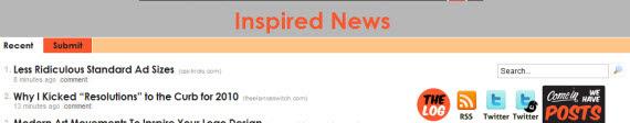 inspired-news-fresh-promotional-user-links-sites