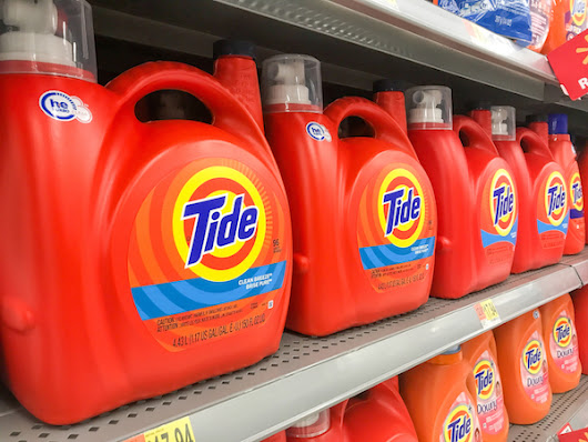 Tide's Packaging Redesign Looks Just As Dangerously Yummy As Its Detergent Pods - DesignTAXI.com