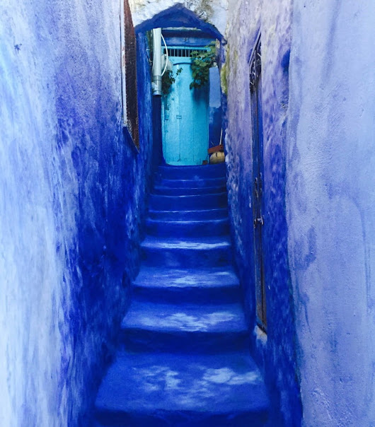 Visit Chefchaouen, Morocco's Blue City in the Rif Mountains | Mint Tea Tours