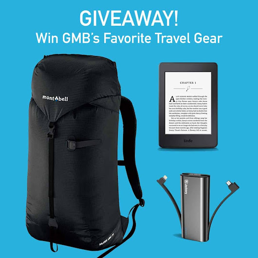 Win Our Favorite Travel Gear | GMB Fitness
