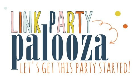 Link Party Palooza -- and $25 Target Giveaway!