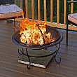 Fire Pit Pads - Protect your deck with Fireproof DeckProtect Mats