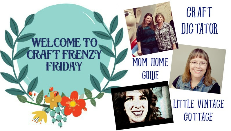 Craft Frenzy Friday Co-Host