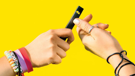 The Promise of Vaping and the Rise of Juul | The New Yorker