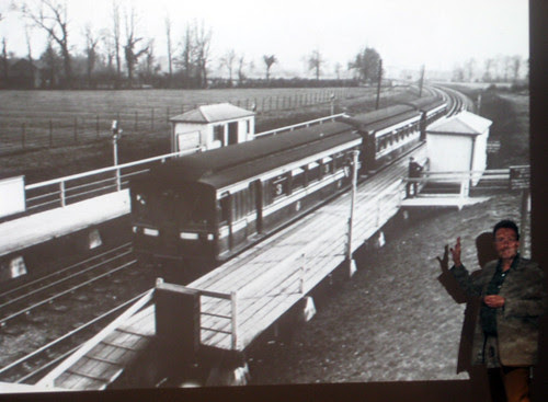 Ickenham's station didn't transform the town