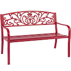 Best Choice Products Outdoor Patio Garden Bench Park Yard Furniture Porch Chair