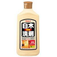 リンレイ 白木洗剤 500ml (1619-0104)