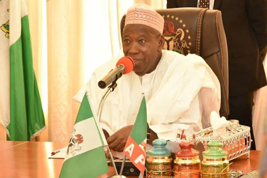 Gov Ganduje's Bribery Videos: President Buhari Breaks Silence On The Allegation