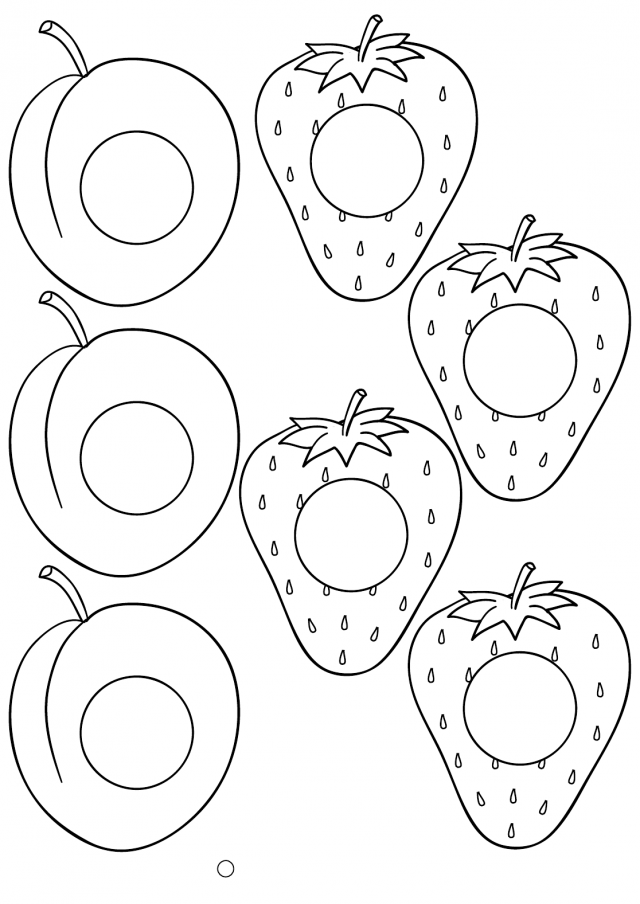 The Very Hungry Caterpillar Printables Coloring Pages Www.robertdee.org