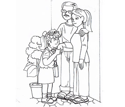 Gambar Ilustrasi Karikatur