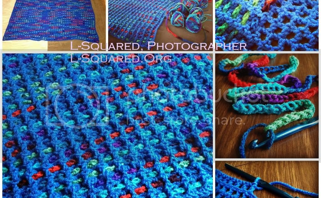 Beginning Crochet Afghan Patterns