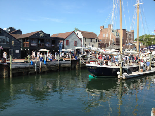The 28th Annual Bowen's Wharf Seafood Festival
