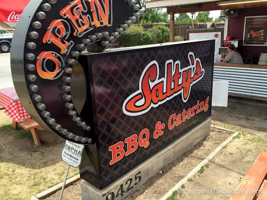 Salty's BBQ & Catering in Bakersfield | California Through My Lens