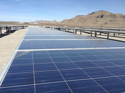 New US Solar Record — 2.155 Cents Per kWh! (+ 400 MWh of Energy Storage) | CleanTechnica