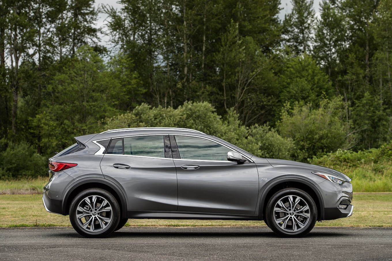 2017 Infiniti QX30 Starts at $30,945, Tops Out at $38,695 - Motor ...