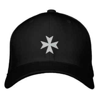 Hospitallers Embroidered Hat embroideredhat