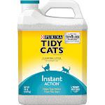 Tidy Cats Instant Action Scoop Cat Litter - 20 lb tub