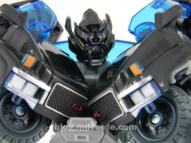 Transformers Ironhide DotM Voyager - modo robot