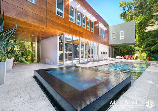 "JUST LISTED | Coconut Grove's Unique ""Hammock House"" Offered at $6.95M - Miami Luxury Homes Blog"