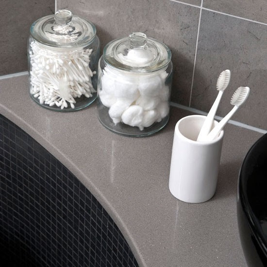 Grey Bathroom Accessories Gerryt Home Decor