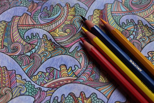 The Therapeutic Science Of Adult Coloring Books: How This Childhood Pastime Helps Adults Relieve Stress