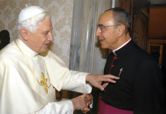 What is the intention of Mr. Andrea Tornielli in attacking the Heralds of the Gospel?   To Create a Schism in the Church?