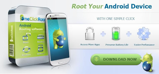 How To Root Any Android Phone Using One Click Root Software