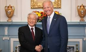 Kỳ vọng chính quyền Biden can thiệp Việt Nam vấn đề nhân quyền