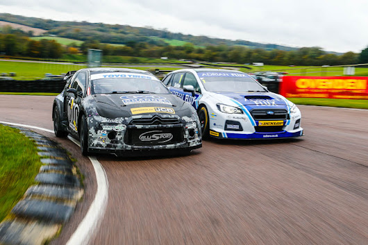 BRX V BTCC - Battle of the Champions - Rubber Duck Does Photography