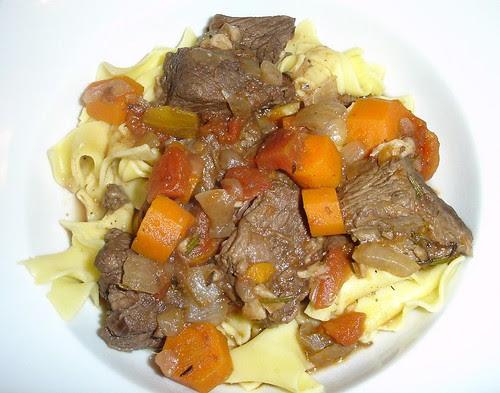 Beef Daube Provencel
