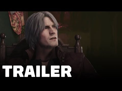 The Game Awards 2018 Devil May Cry 5 Trailer