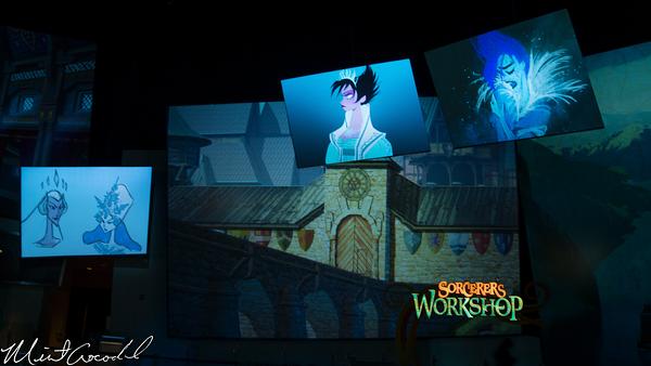 Disneyland Resort, Disney California Adventure, Frozen Fun, Frozen, Hollywood Land, Animation, Building