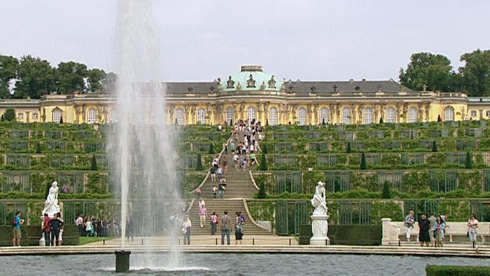 Resultado de imagen de Sans-Souci en Potsdam