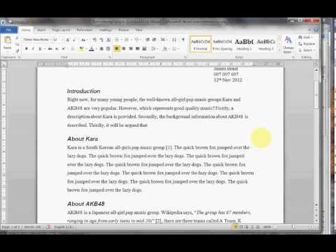 how to write an essay introduction youtube