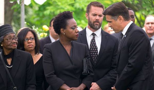 WIDOWS (2018) Movie Trailer 2: Viola Davis Leads A Criminal Wives Gang on a Heist | FilmBook