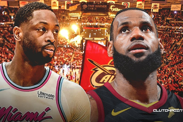 a1557f0c5b7a Heat s Dwyane Wade says favorite moment vs. Cavs was game vs. LeBron