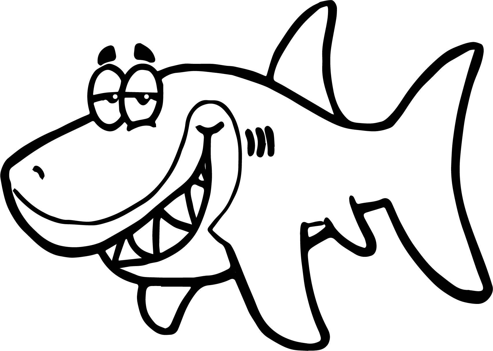 Funny Fish Drawing at GetDrawings | Free download
