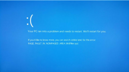 Page_Fault_In_Nonpaged_Area Windows 10 [Best Fix] Page_Fault_In_Nonpaged_Area Windows 10