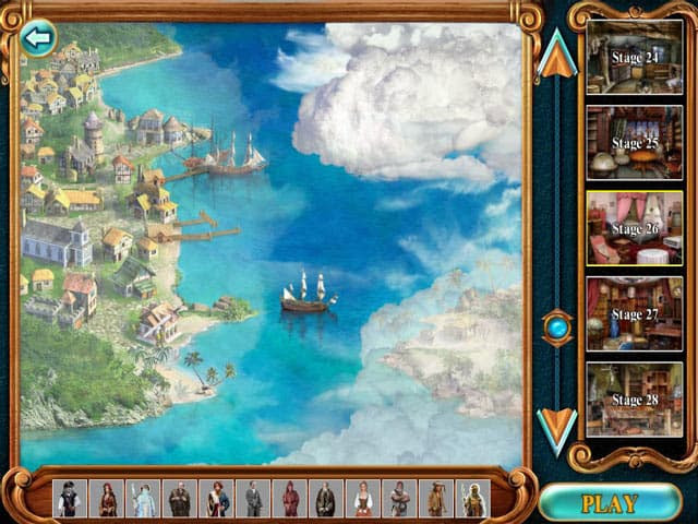 Pirate Adventure Free PC Game Screenshot