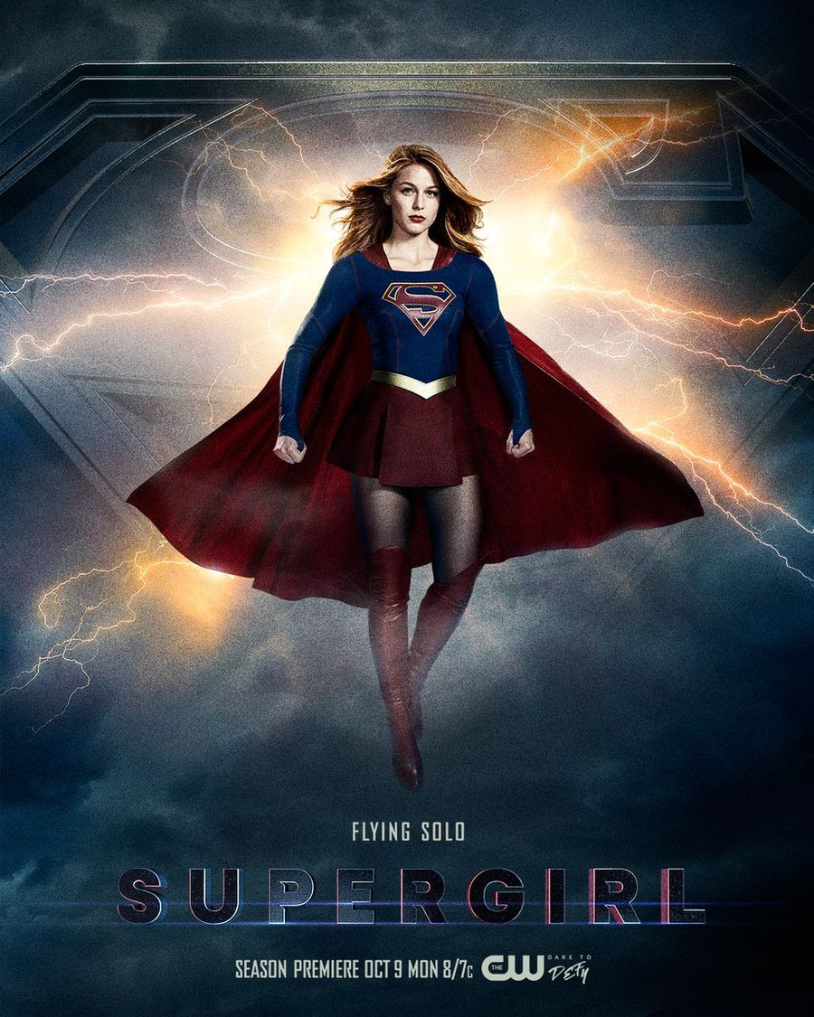 Image result for supergirl season 3 poster