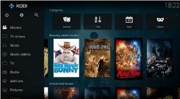 A Kodi box is used to stream TV and video, but a court case should soon decide whether or not it is illegal to use them for this