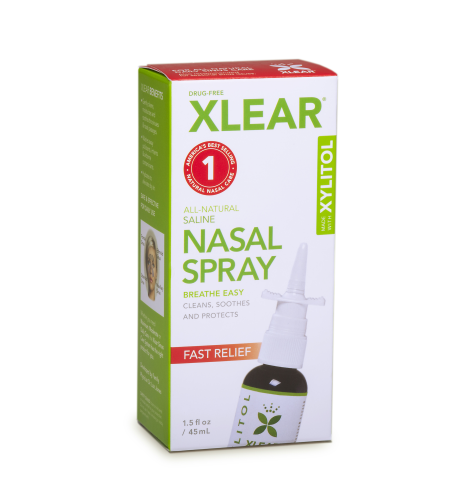 Check out my review for Xlear Natural Nasal Spray #trynatural #xlear