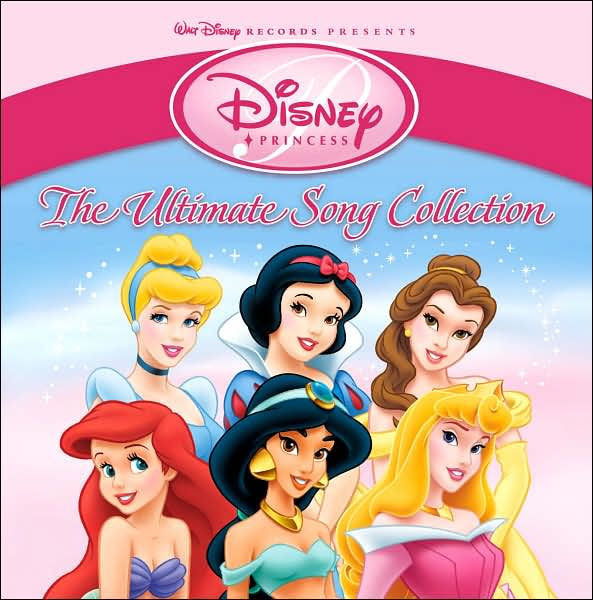 Disney Princess: The Ultimate Song Collection by Disney ...